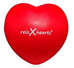 relaXhearts® OSM (Online Stress Management)